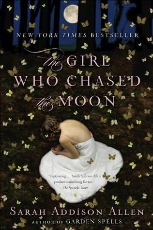 Book Cover: The Girl Who Chased the Moon