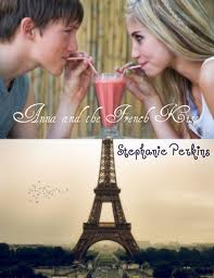 book cover: Anna and the French Kiss by Stephanie Perkins
