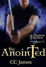 Bok Cover: Demon Trackers: The Anointed