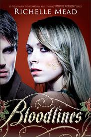 Book Cover: Bloodlines by Richelle Mead