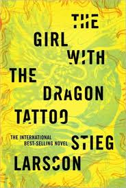 Book Cover: The Girl with the Dragon Tattoo by Stieg Larsson