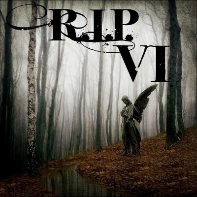 R.I.P. VI challenge badge