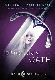 Book Cover: Dragon's Oath by P.C. and Kristin Cast