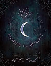 Book Cover: Nyx in the House of Night