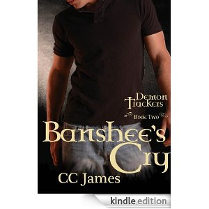 Book Cover: Banshee's Cry by CC James