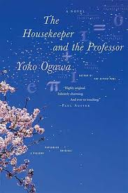 Book Cover: The Housekeeper and the Professor by Yoko Ogawa