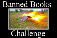 Badge for Banned Books Challenge