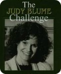 Badge 2 for Judy Blume Challenge