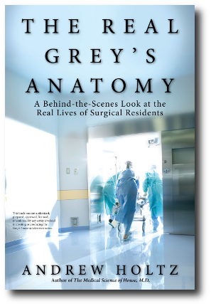 Book Cover: The Real Grey's Anatomy