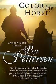 Book Cover Image: Color My Horse by Bev Pettersen