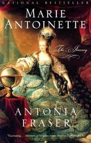 Book Cover Image: Marie Antoinette: The Journey by Antonia Fraser
