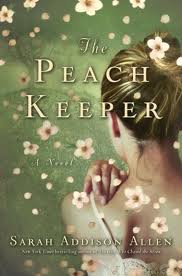 Book Cover Image: The Peach Keeper by Sarah Addison Allen