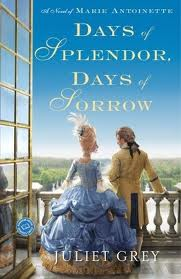 Book Cover Image: Days of Splendor, Days of Sorrow