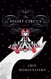 Book Cover Image: The Night Circus