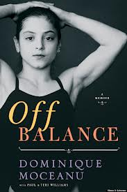 Book Cover Image: Off Balance