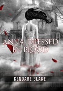 Book Cover Image: Anna Dressed in Blood