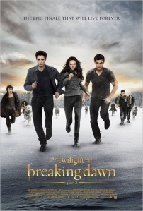 Breaking Dawn Part II Movie Poster